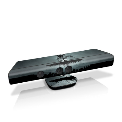 Xbox Kinect Skin - Flying Tree Black