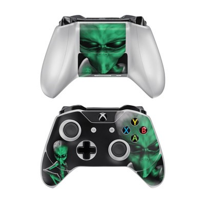 Microsoft Xbox One Controller Skin - Abduction