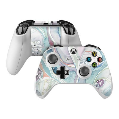 Microsoft Xbox One Controller Skin - Abstract Organic