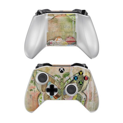 Microsoft Xbox One Controller Skin - Allow The Unfolding