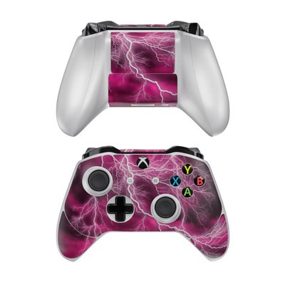 Microsoft Xbox One Controller Skin - Apocalypse Pink