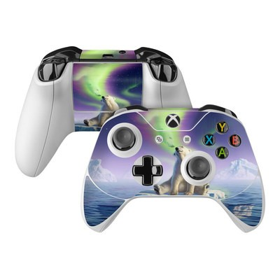 Microsoft Xbox One Controller Skin - Arctic Kiss