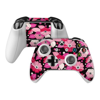 Microsoft Xbox One Controller Skin - Asiana Blossoms
