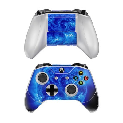 Microsoft Xbox One Controller Skin - Blue Giant