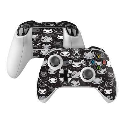 Microsoft Xbox One Controller Skin - Billy Cats