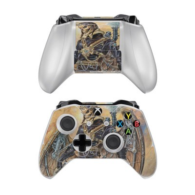 Microsoft Xbox One Controller Skin - The Black Baron
