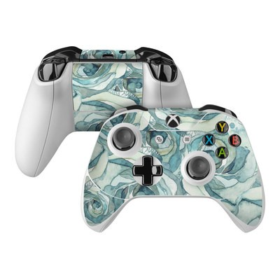 Microsoft Xbox One Controller Skin - Bloom Beautiful Rose