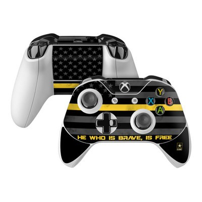 Microsoft Xbox One Controller Skin - Brave is Free