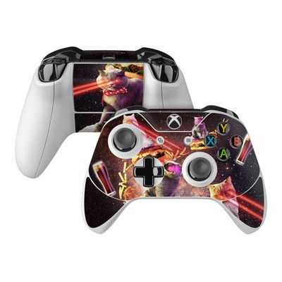 Microsoft Xbox One Controller Skin - Burger Cats
