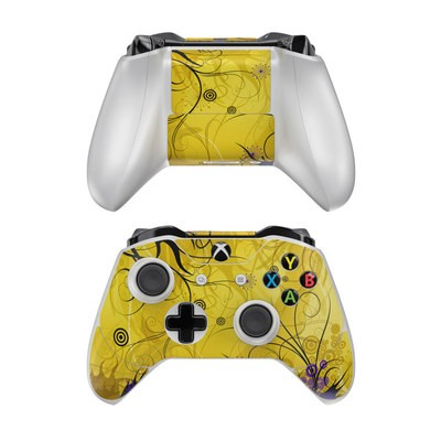 Microsoft Xbox One Controller Skin - Chaotic Land