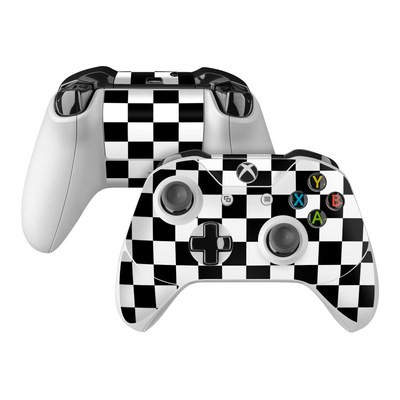Microsoft Xbox One Controller Skin - Checkers