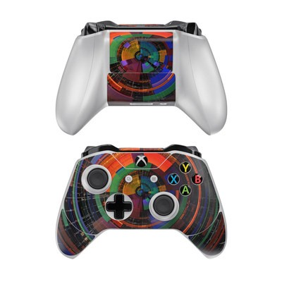 Microsoft Xbox One Controller Skin - Color Wheel