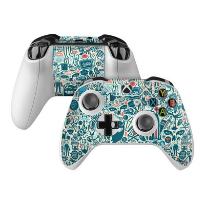 Microsoft Xbox One Controller Skin - Committee