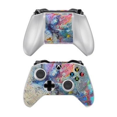Microsoft Xbox One Controller Skin - Cosmic Flower