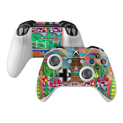 Microsoft Xbox One Controller Skin - A Date With Fate