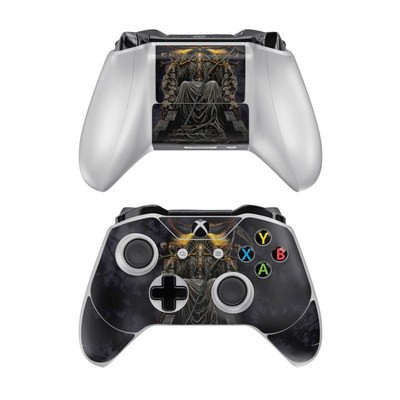 Microsoft Xbox One Controller Skin - Death Throne