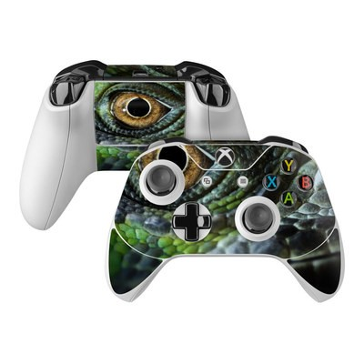 Microsoft Xbox One Controller Skin - Dragon Eye