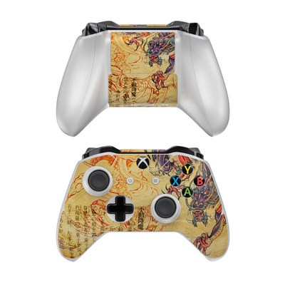 Microsoft Xbox One Controller Skin - Dragon Legend