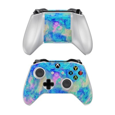 Microsoft Xbox One Controller Skin - Electrify Ice Blue