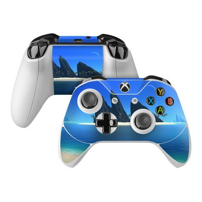 Microsoft Xbox One Controller Skin - Endless Blue