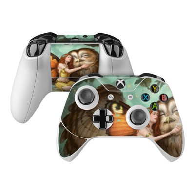 Microsoft Xbox One Controller Skin - Fairy and Owl