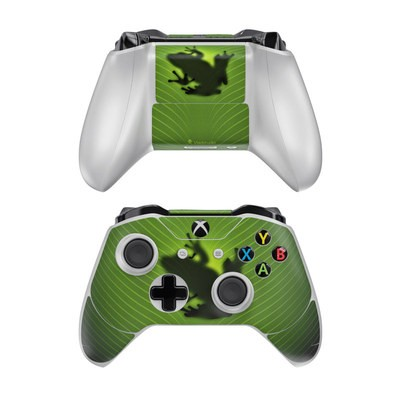 Microsoft Xbox One Controller Skin - Frog