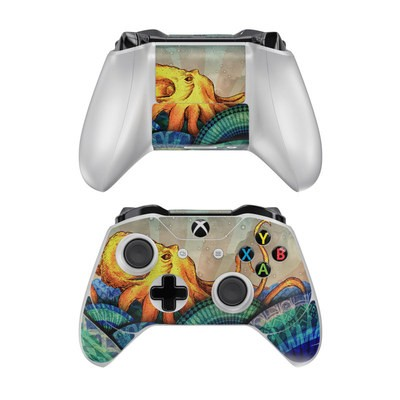 Microsoft Xbox One Controller Skin - From the Deep