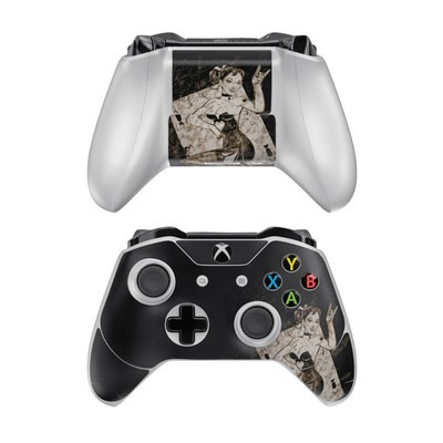 Microsoft Xbox One Controller Skin - Give Em Hell
