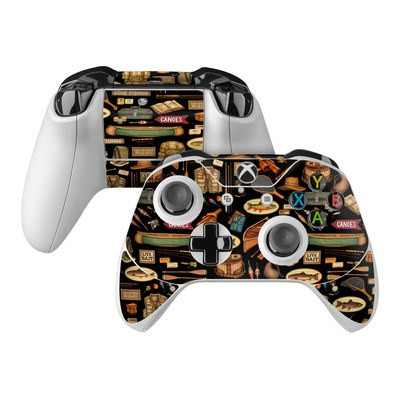 Microsoft Xbox One Controller Skin - Gone Fishing
