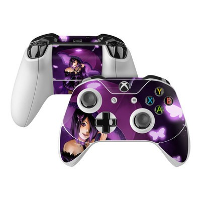 Microsoft Xbox One Controller Skin - Gothic