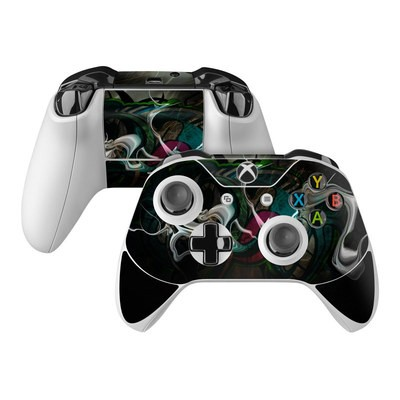 Microsoft Xbox One Controller Skin - Graffstract