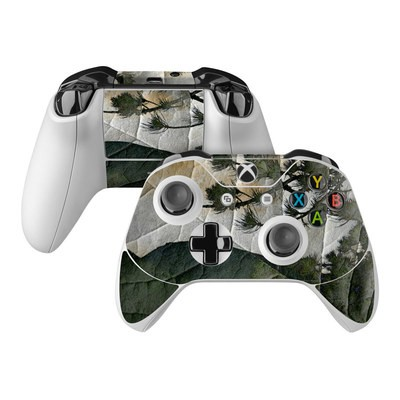 Microsoft Xbox One Controller Skin - Green View