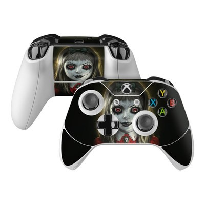 Microsoft Xbox One Controller Skin - Haunted Doll