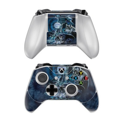 Microsoft Xbox One Controller Skin - Howling