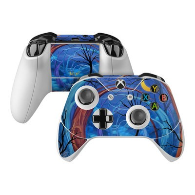 Microsoft Xbox One Controller Skin - Ichabods Forest