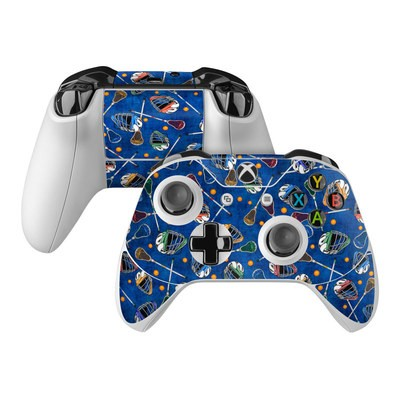Microsoft Xbox One Controller Skin - Lacrosse