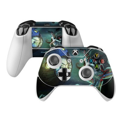 Microsoft Xbox One Controller Skin - 20000 Leagues