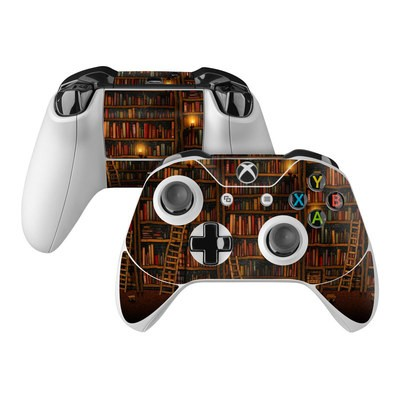 Microsoft Xbox One Controller Skin - Library