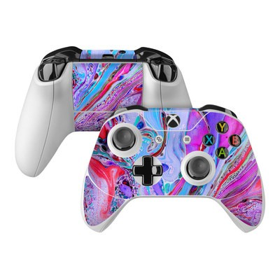 Microsoft Xbox One Controller Skin - Marbled Lustre