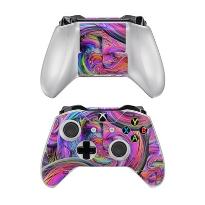 Microsoft Xbox One Controller Skin - Marbles