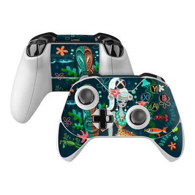 Microsoft Xbox One Controller Skin - Martini Mermaid
