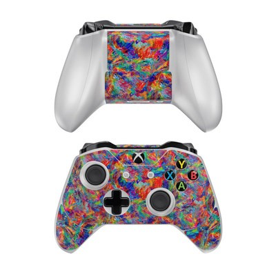 Microsoft Xbox One Controller Skin - Melted