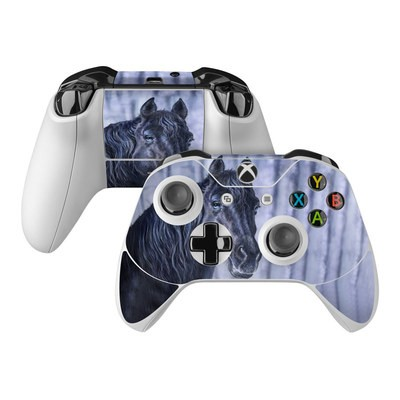 Microsoft Xbox One Controller Skin - Midnight Blue