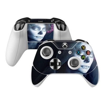 Microsoft Xbox One Controller Skin - Maiden of Darkness