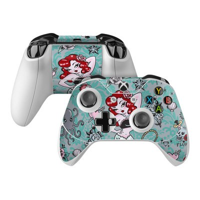 Microsoft Xbox One Controller Skin - Molly Mermaid