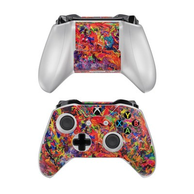 Microsoft Xbox One Controller Skin - Maintaining Sanity