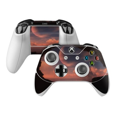 Microsoft Xbox One Controller Skin - New Dawn
