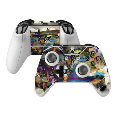 Microsoft Xbox One Controller Skin - New Day