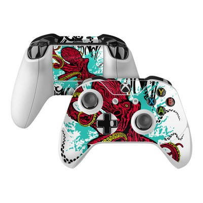 Microsoft Xbox One Controller Skin - Octopus