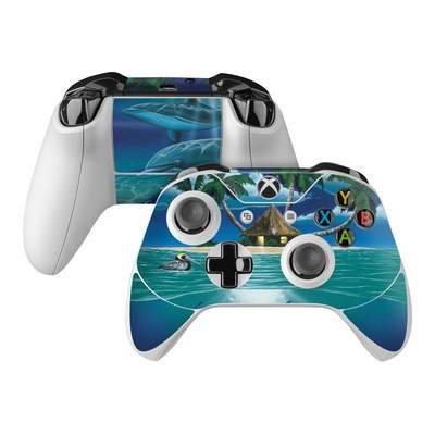 Microsoft Xbox One Controller Skin - Ocean Serenity